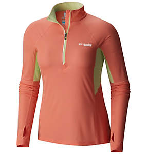 Titan Ultra™ Half Zip Shirt für Damen