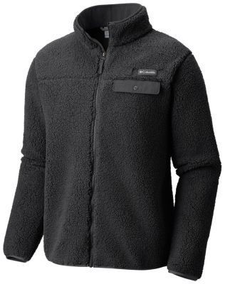 Columbia | Men's Mountain Side Heavyweight Fleece Full Zip Warm ...