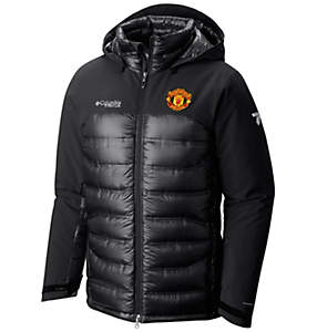 Men's Heatzone 1000 TurboDown™ Hooded Jacket - Manchester United