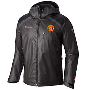 Giacca OutDry™ Ex Diamond Shell da uomo - Manchester United