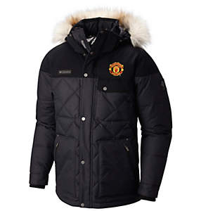 Men's Barlow Pass 550 TurboDown™ Quilted Jacket - Manchester United