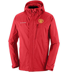 Men's Pouring Adventure Jacket - Manchester United