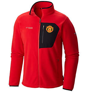 Giacca in fleece Titan Pass™ 2.0 da uomo-Manchester United
