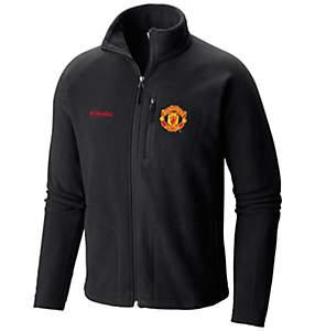 Polaire à fermeture éclair Fast Trek™ II Homme-Manchester United
