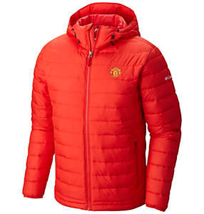 Men's Powder Lite™ Hooded Jacket - Manchester United
