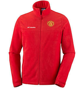 Maglia full zip Steens Mountain™ 2.0 da uomo - Manchester United