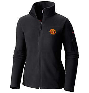 Women's Fast Trek™ II Full Zip Fleece Jacket - Manchester United