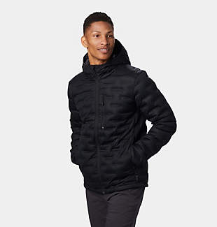 Men's StretchDown™ DS Hooded Jacket