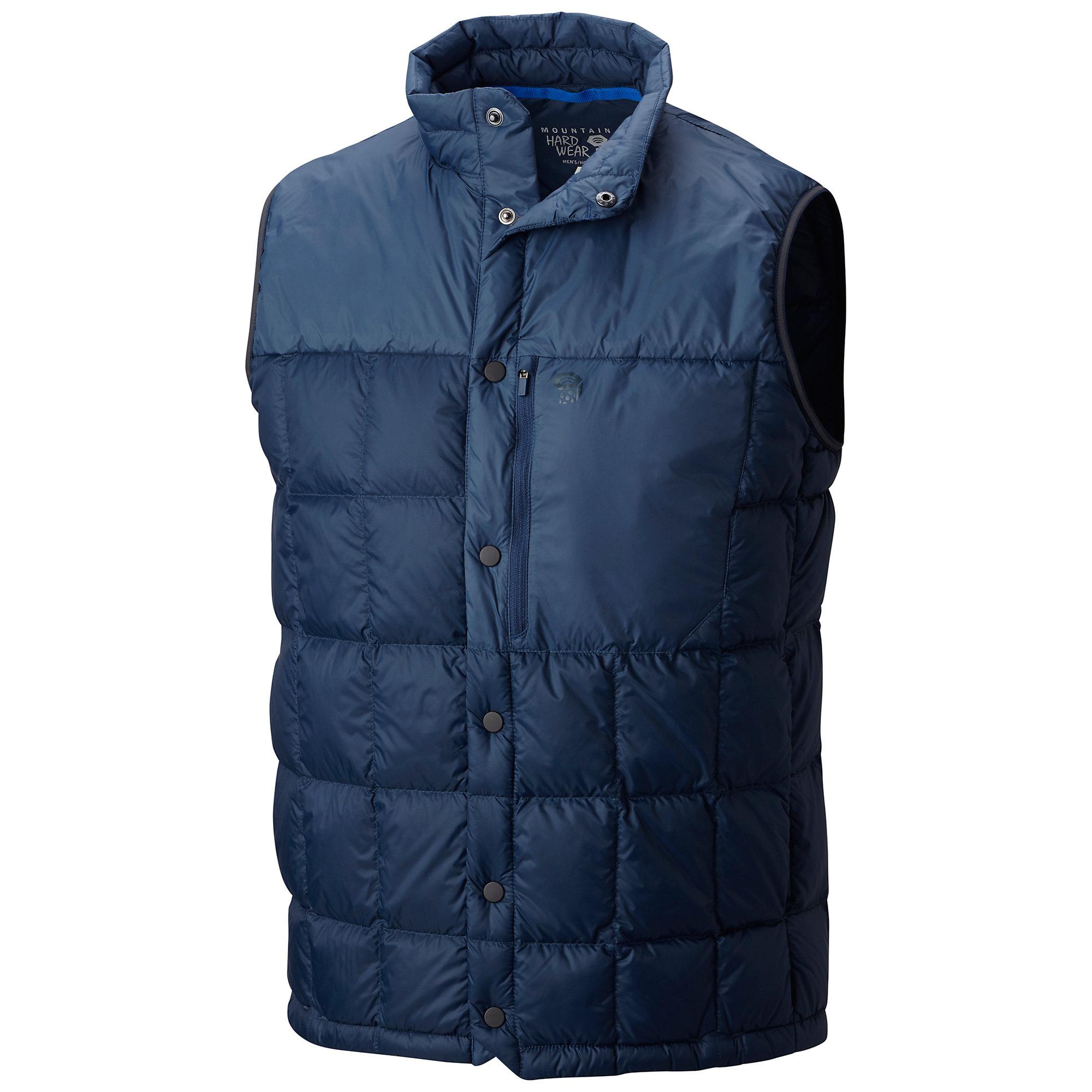 Mountain Hardwear PackDown  Vest  425  S-