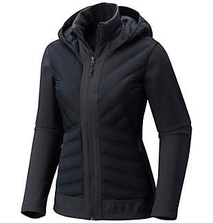Women's StretchDown™ HD Hooded Jacket