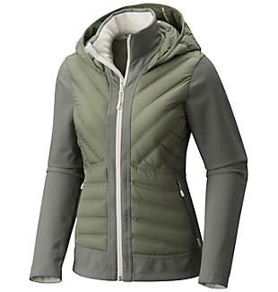 Winter Coats for Women - Down Jackets | Mountain Hardwear