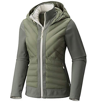 Women's StretchDown™ HD Hooded Jacket