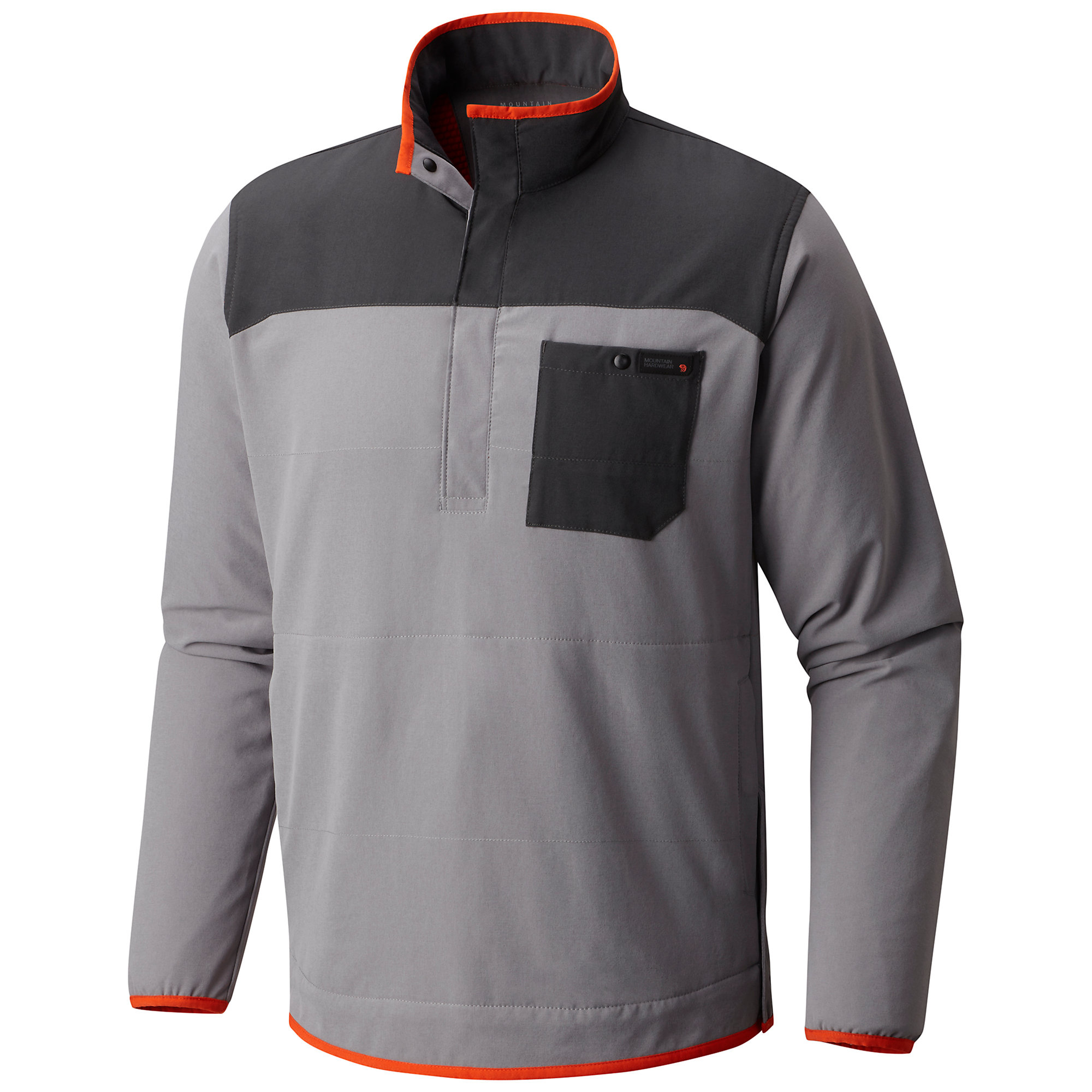 Mountain Hardwear Right Bank  Shirt Jack  073  Xxl-