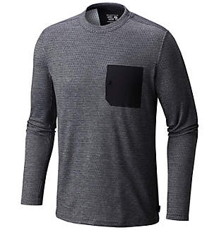 Men's Mainframe™ Crew Long Sleeve Shirt