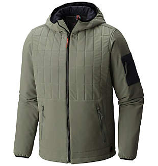 Men's Schematic™ Hooded Jacket