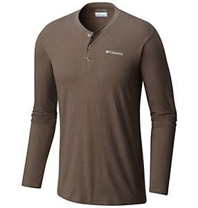Men's Cullman Crest™ Long Sleeve Henley