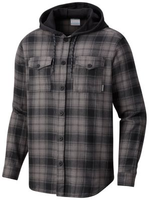 Men's Flare Gun™ Flannel Hoodie at Columbia Sportswear in Daytona Beach, FL | Tuggl