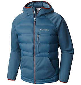 Men's Ramble™ Down Hybrid Hooded Jacket
