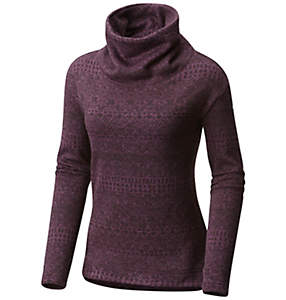 Women's Sweater Season™ Printed Pull Over - Plus Size