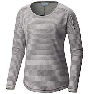 Women's Easygoing™ Long Sleeve Stripe Tee