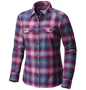 Women's Silver Ridge™ Flannel Long Sleeve Shirt