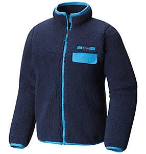 Youth Mountain Side™ Heavyweight Full Zip Fleece