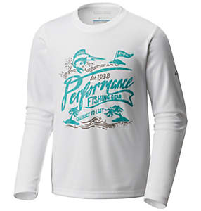 Boy's Reel Adventure™ Long Sleeve Tee