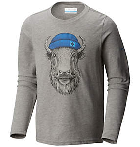 Boy's Winter Buddy™ Long Sleeve Tee