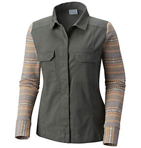 Women's Hood Mountain Lodge™ Shirt Jacket