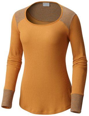 Women's Along the Gorge™ Thermal Crew - Plus Size at Columbia Sportswear in Daytona Beach, FL | Tuggl