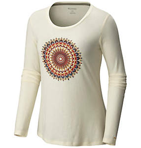 Women's Pixel Point™ Long Sleeve Tee - Plus Size