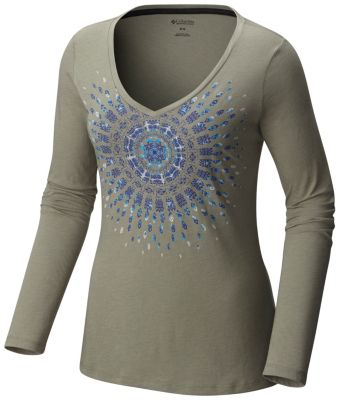Women's Radiation Road™ Long Sleeve Tee - Plus Size at Columbia Sportswear in Daytona Beach, FL | Tuggl
