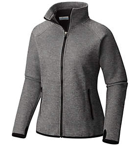 Women's Heather Ledge™ Fleece Jacket