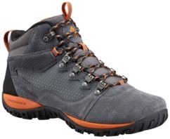 Men's Peakfreak™ Venture Mid Suede Waterproof Boot