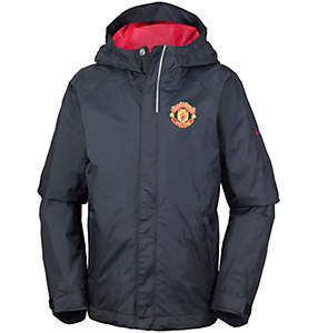 Youth Fast and Curious™ Jacket - Manchester United