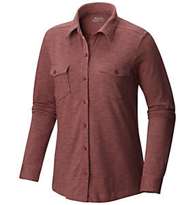 Women's Easygoing™ Button Down Shirt - Plus Size