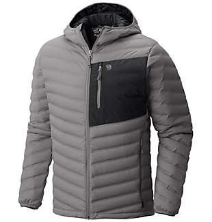 Men's StretchDown™ Hooded Jacket