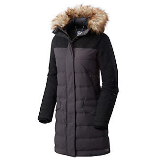 Women's Tivoli™ Long Down Jacket