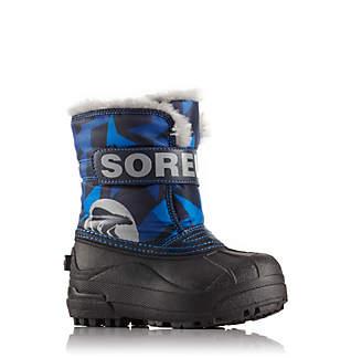 Children's Snow Commander™ Print Boot