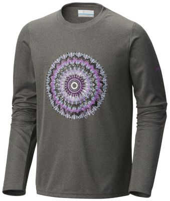Girl's Auroras Lights™ Long Sleeve Tee at Columbia Sportswear in Daytona Beach, FL | Tuggl