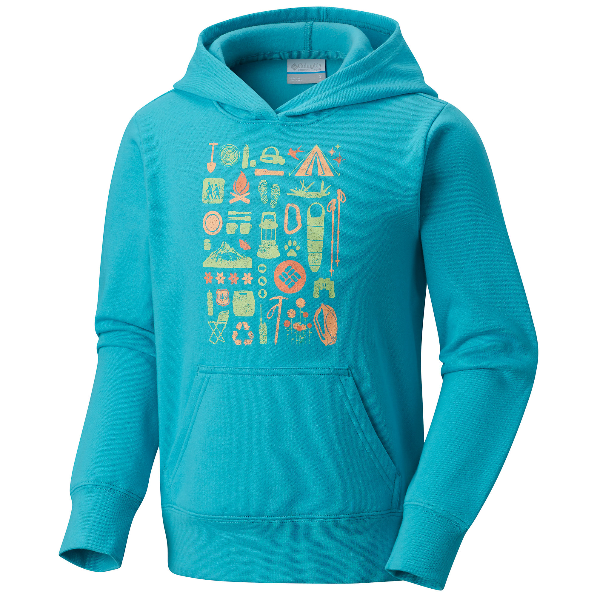 Columbia CSC Youth Hoodie 732 L-