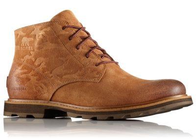 Men's Madson™ Chukka Waterproof Camo Boot