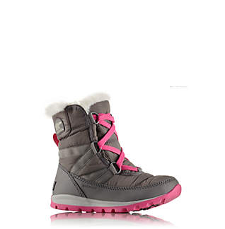 Youth Whitney™ Short Lace Boot