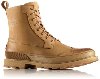 Men's Madson™ Wingtip Waterproof Boot - Buff, Crouton - 1767811Men's Madson™  Wingtip Waterproof ...