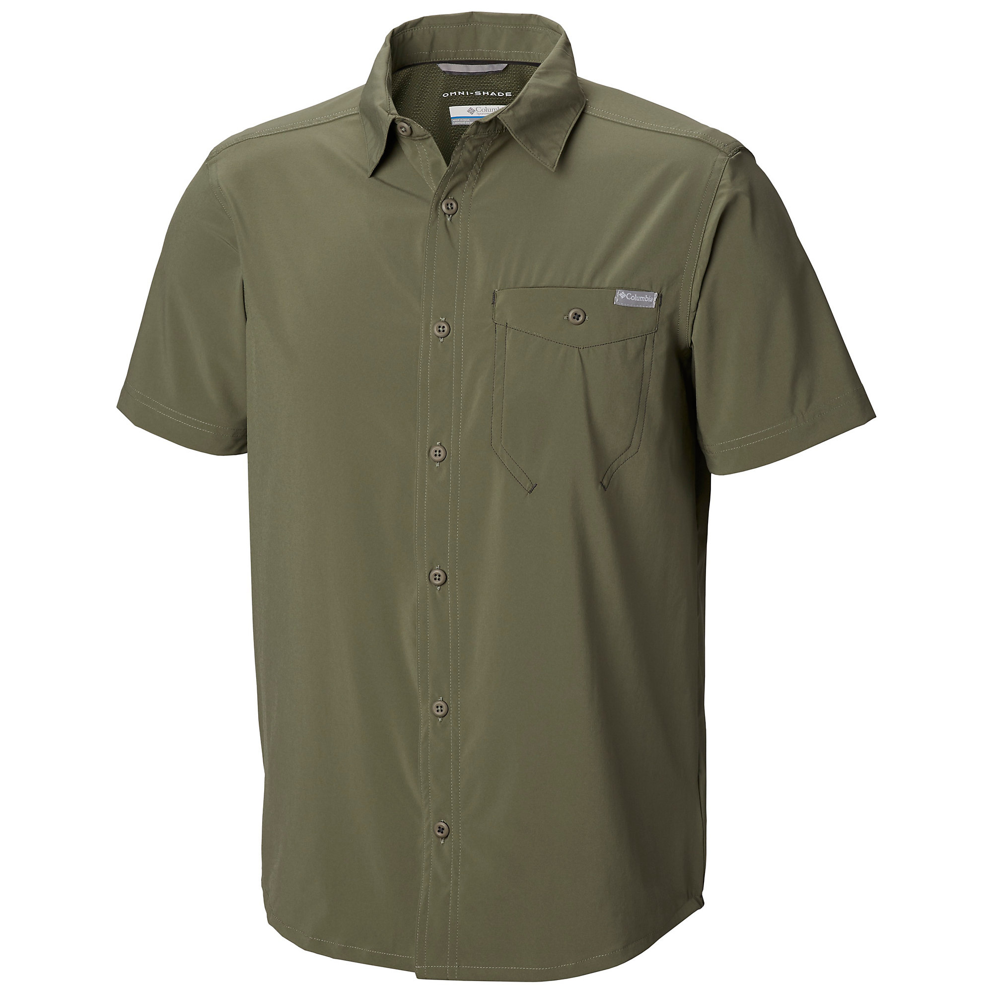 Chemise Manches Courtes Unie Triple Canyon™ Homme