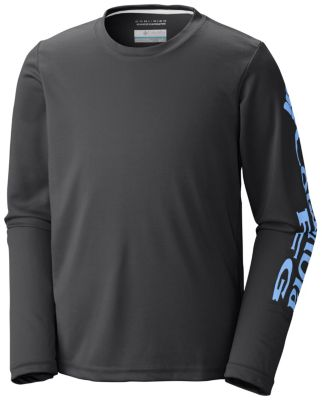 Boys' PFG Terminal Tackle™ Long Sleeve Tee at Columbia Sportswear in Daytona Beach, FL | Tuggl