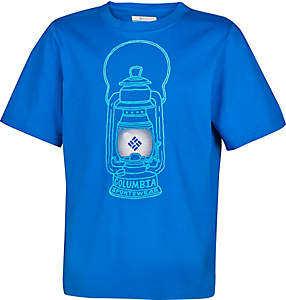 Boy's Camp Light™ Graphic Tee Shirt