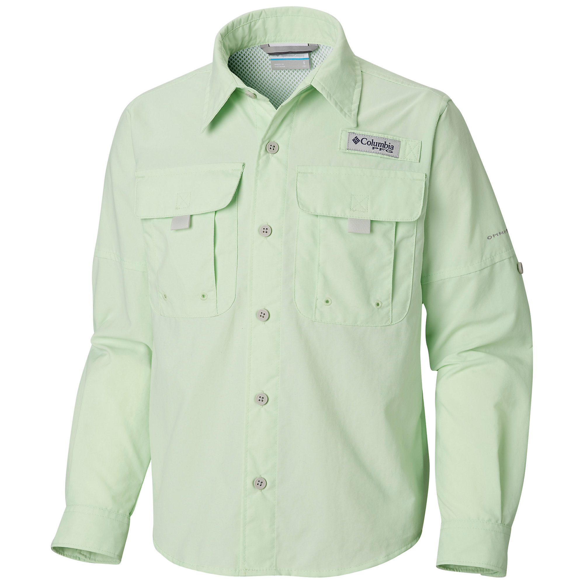 photo: Columbia Boys' Bahama Long Sleeve