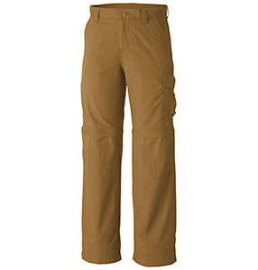 Boys' Silver Ridge™ III Convertible Pant