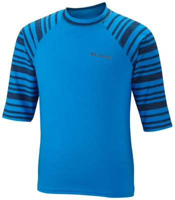 Mini Breaker™ II Short Sleeve Sunguard Top - Toddler